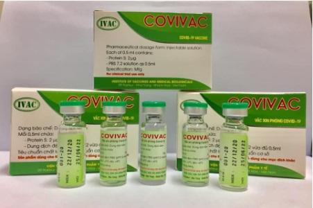 Vắc xin COVID-19 COVIVAC dự kiến có giá không quá 60.000 đồng/liều - Ảnh 1.