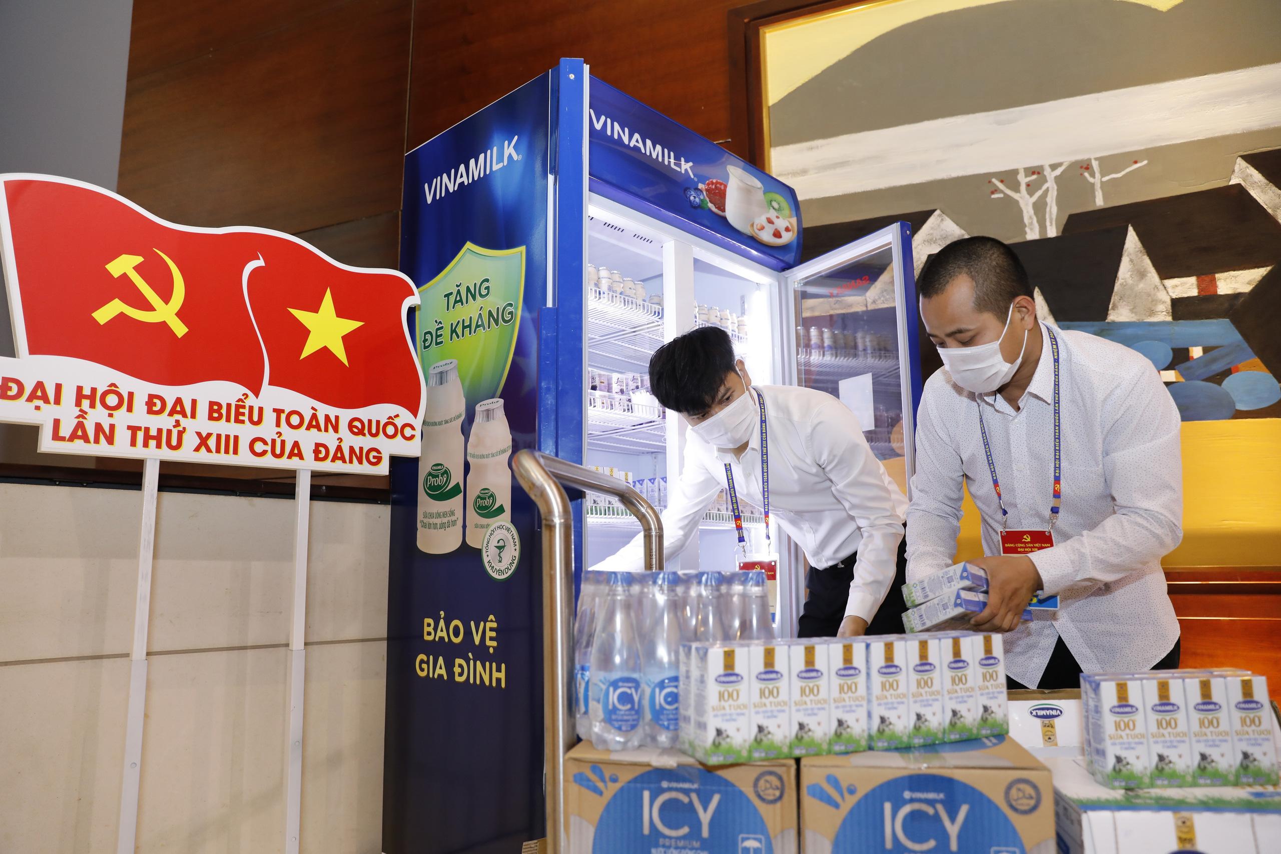 700.000 sản phẩm Vinamilk được chọn phục vụ sự kiện lớn của quốc gia  - Ảnh 3.