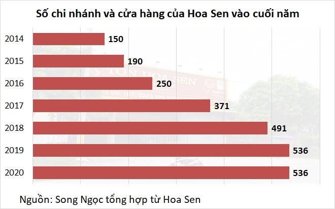 Sau quý I khả quan, triển vọng của Hoa Sen trong những tháng tới ra sao? - Ảnh 2.