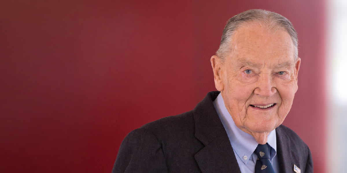John Bogle: Huyền thoại đầu tư làm giàu cho người khác thay vì làm tỷ phú - Ảnh 1.