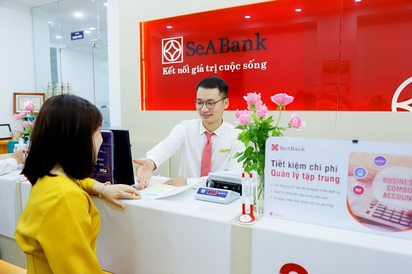 Lãi suất ngân hàng SeABank tháng 2/2021 cao nhất là 6,88%/năm - Ảnh 1.
