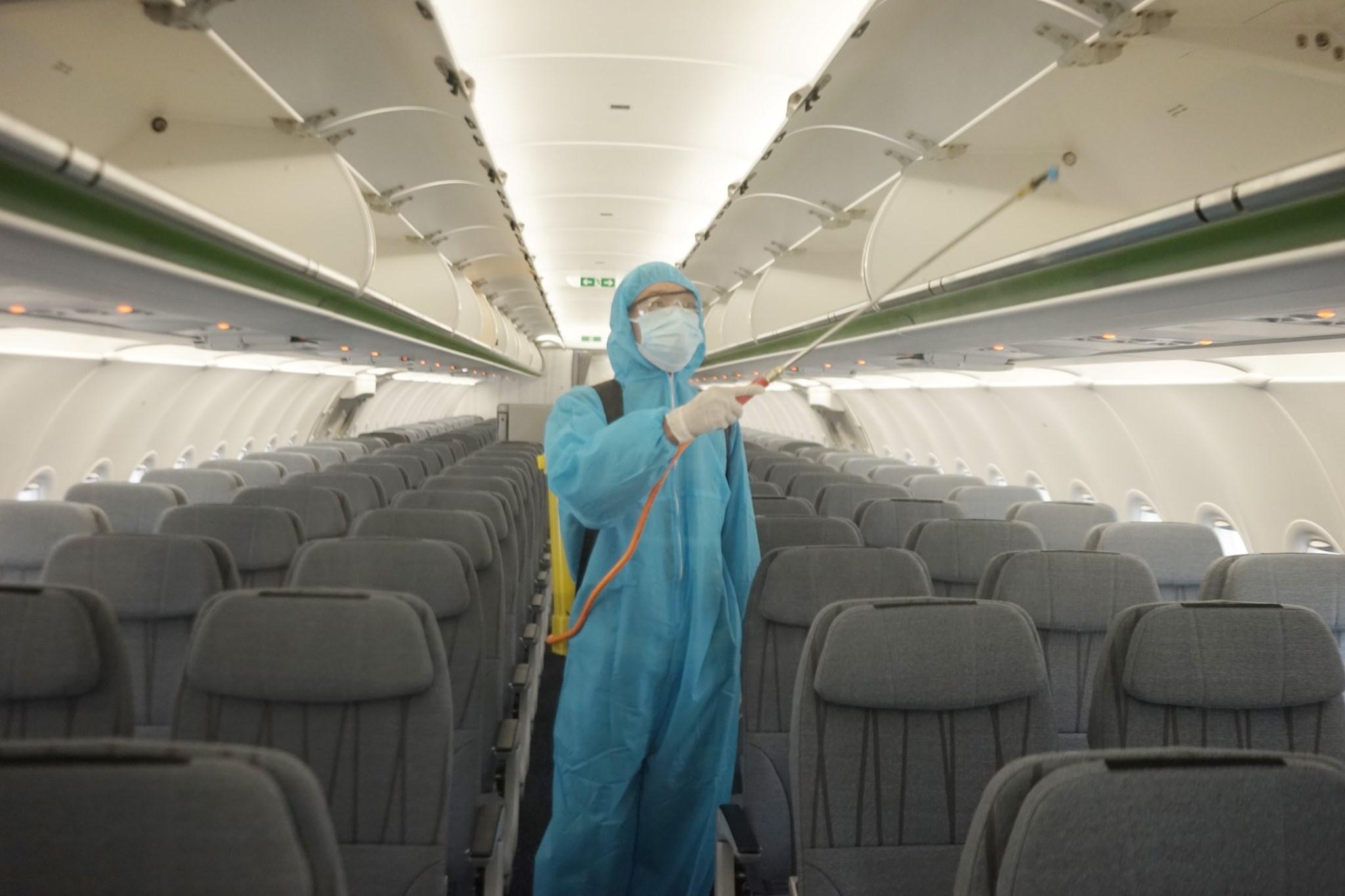 Bamboo Airways nhận tàu bay A321Neo ACF đầu tiên - Ảnh 2.
