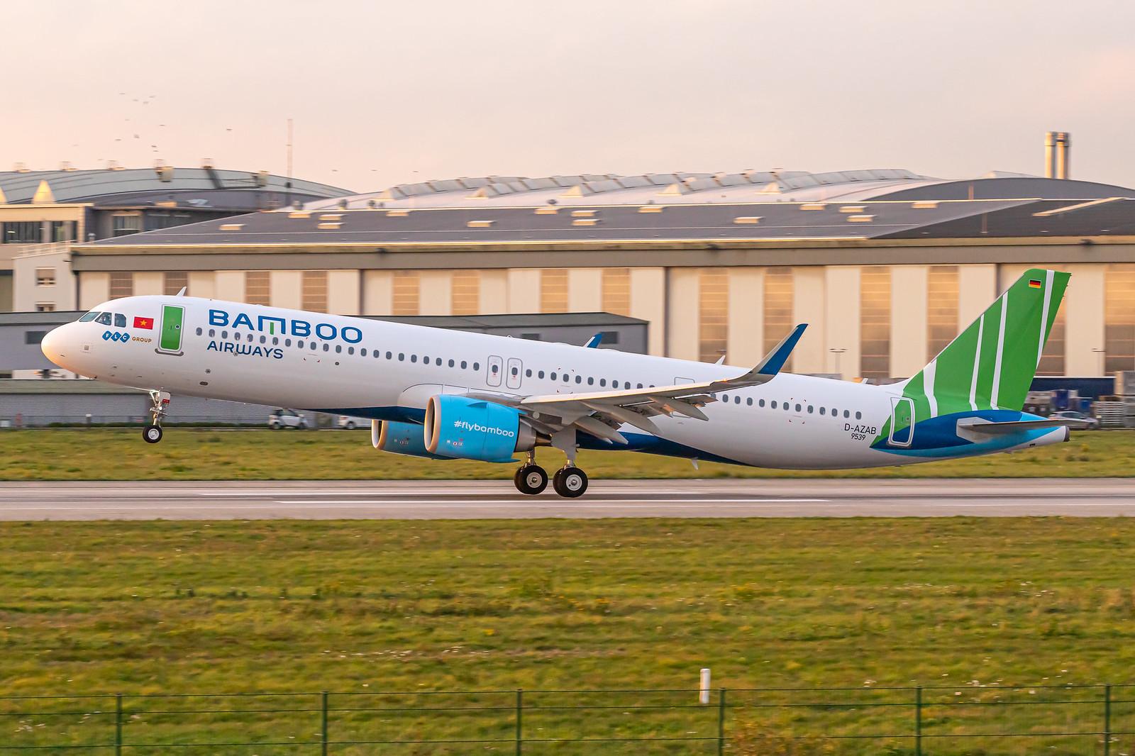 Bamboo Airways nhận tàu bay A321Neo ACF đầu tiên - Ảnh 4.