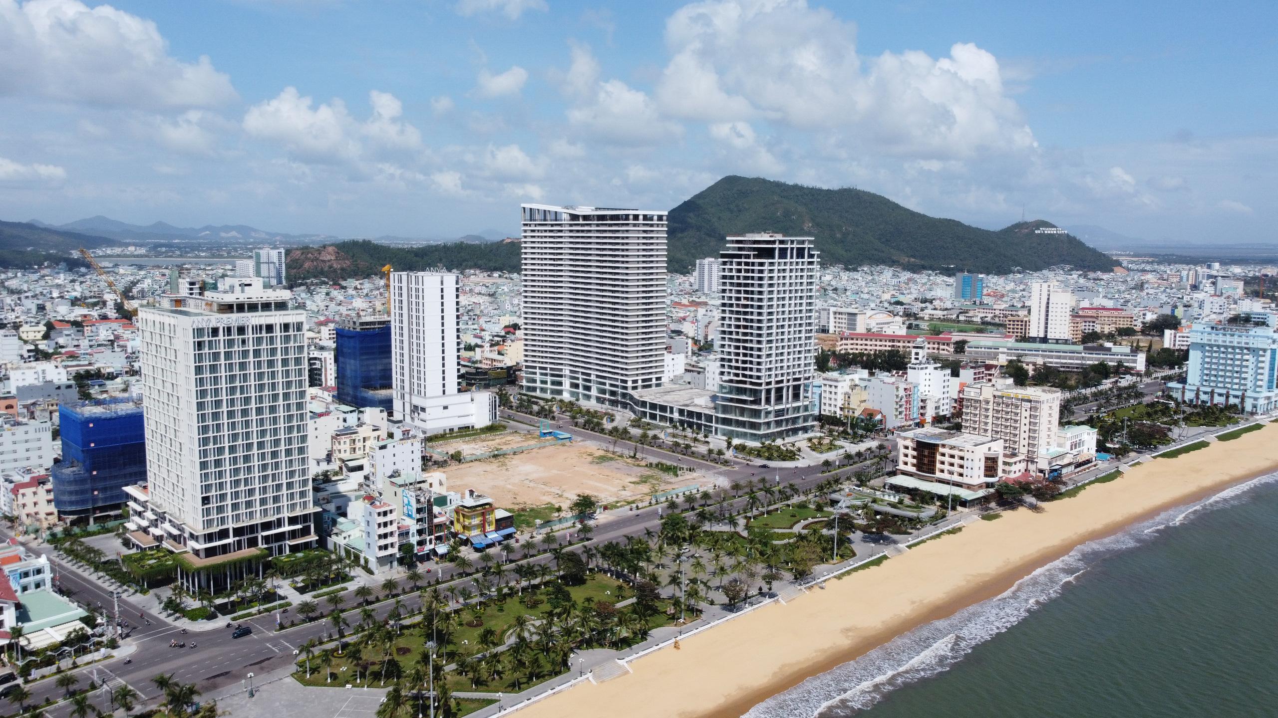 Gần 24.000 tỷ đồng 'rót' vào Bình Định trong quý I/2021 - Ảnh 1.