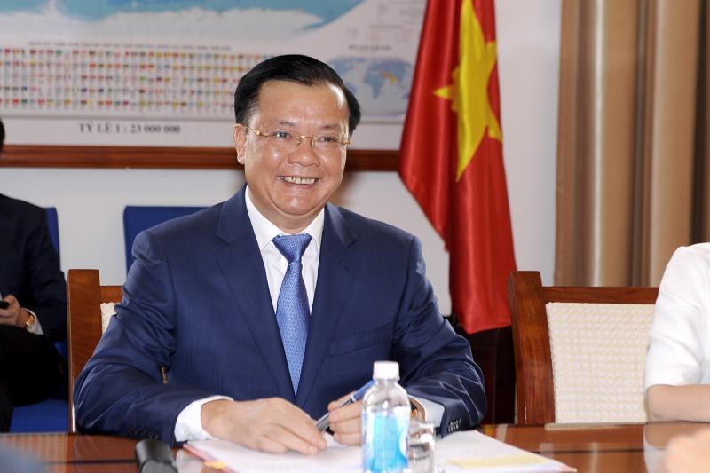 Bộ trưởng Bộ Tài chính: Tháo gỡ vướng mắc trong cổ phần hóa các doanh nghiệp nhà nước - Ảnh 1.