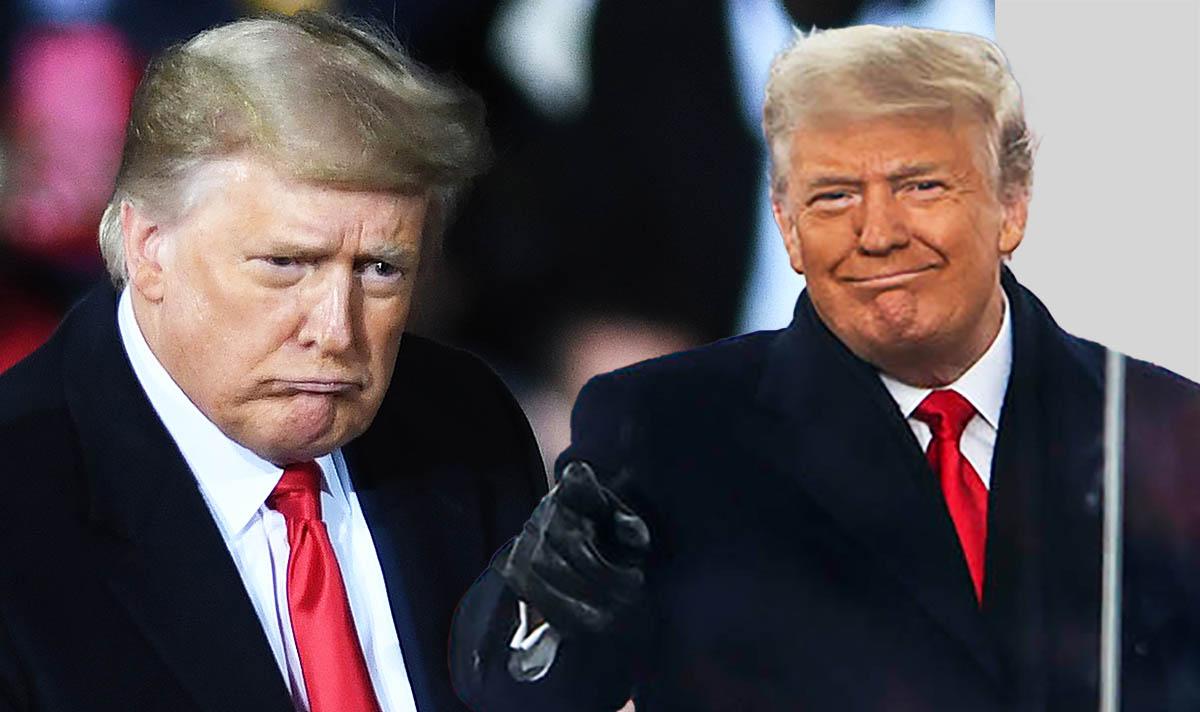 Phiên tòa luận tội ông Trump: 'Tội lỗi nghiêm trọng' hay 'màn kịch chính trị' - Ảnh 1.