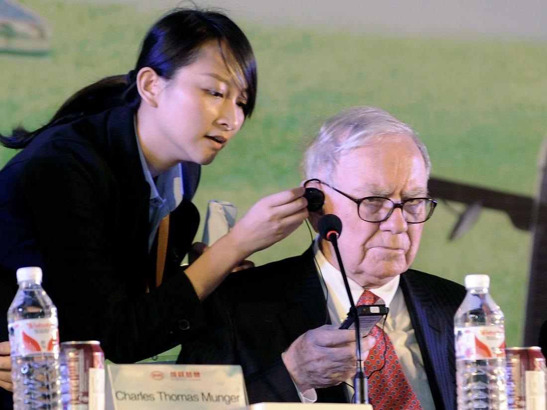 Berkshire Hathaway sở hữu một hãng xe điện Trung Quốc nhiều hơn General Motors - Ảnh 1.