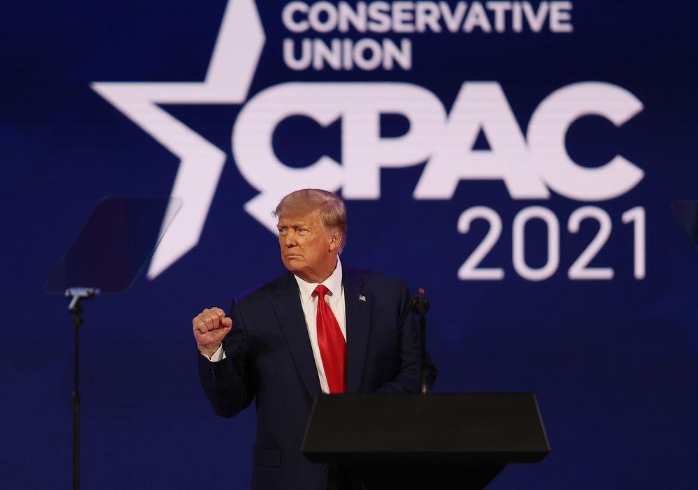 Ông Trump để ngỏ khả năng tái tranh cử, bác ý tưởng lập đảng mới - Ảnh 1.