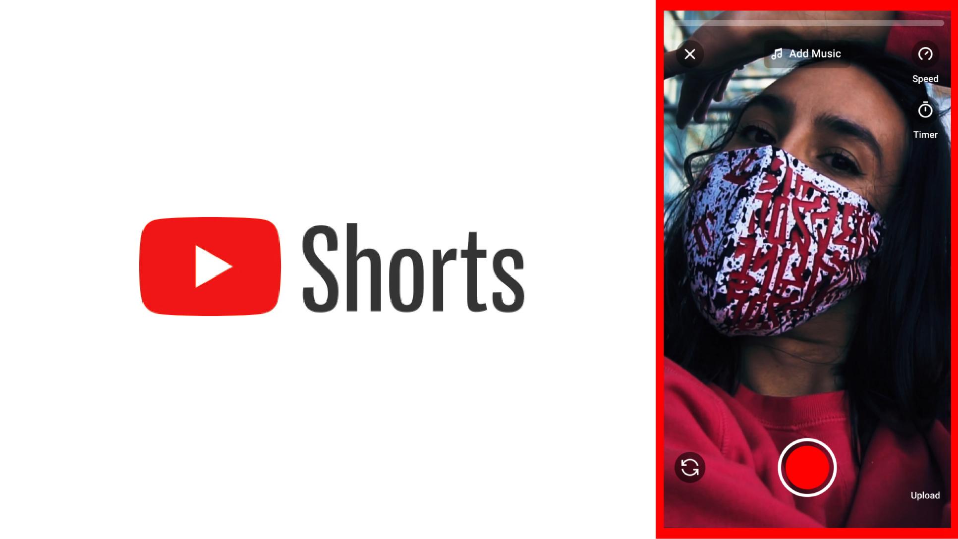YouTube chạy bản beta tính năng video ngắn như TikTok ở Mỹ - Ảnh 1.