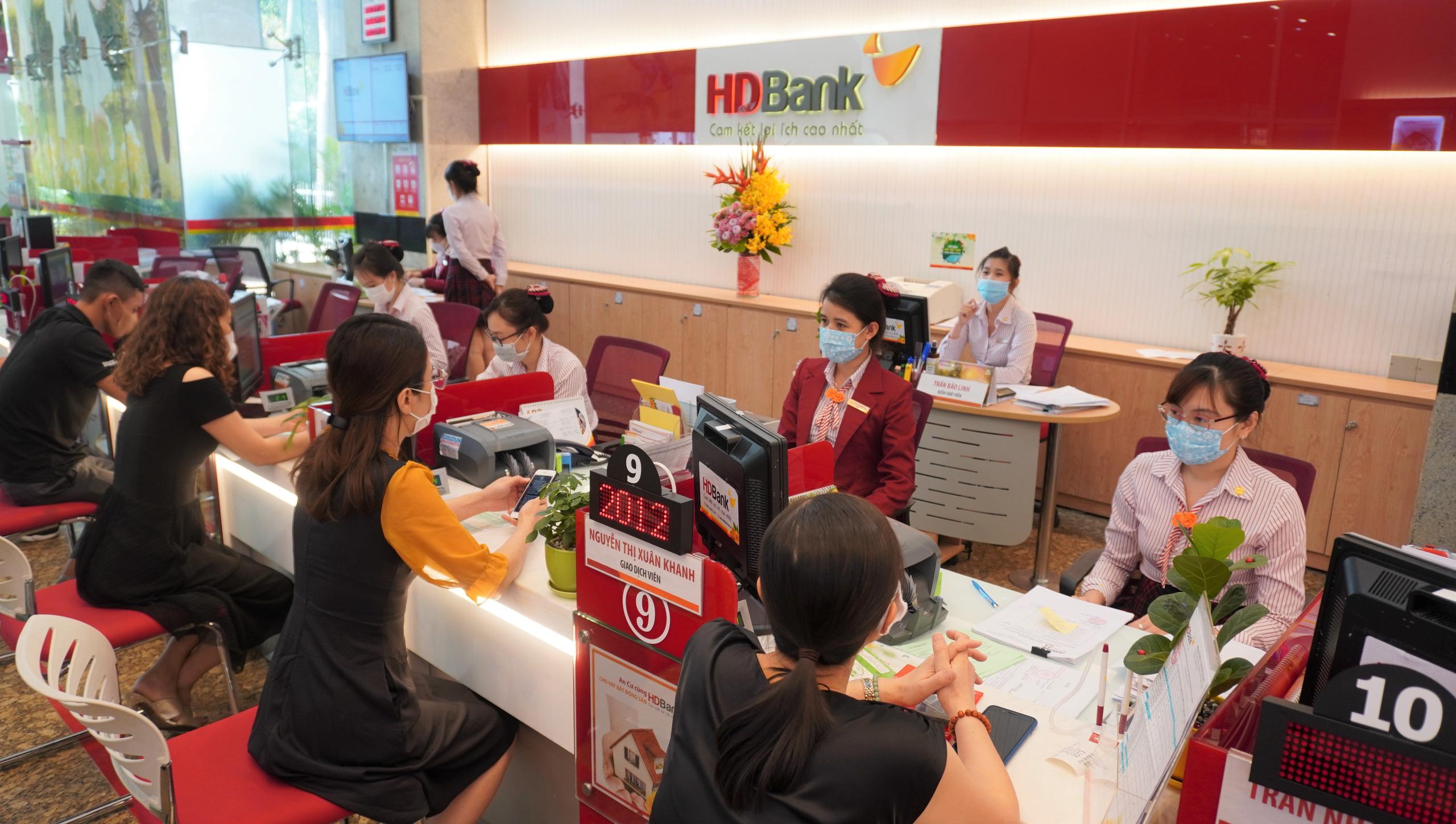 HDBank huy động thành công 71 triệu USD từ Mega Bank - Ảnh 1.