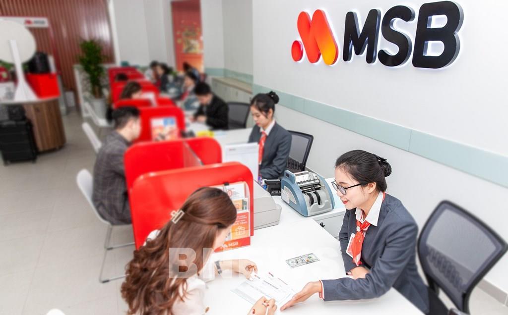 MSB dự kiến trả cổ tức 30% bằng cổ phiếu, thoái vốn khỏi công ty con trong năm nay - Ảnh 1.