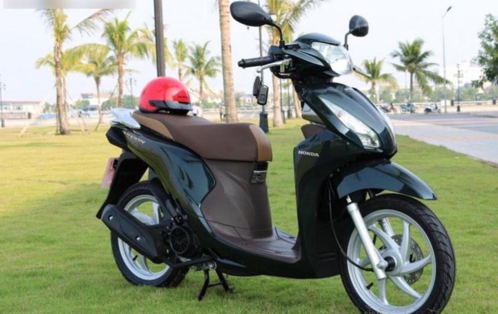 Doanh số bán xe máy và ô tô Honda ở Việt Nam đều giảm mạnh - Ảnh 1.
