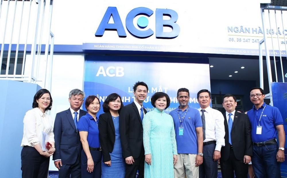 ACB dự kiến chia cổ tức 25% bằng cổ phiếu, tăng vốn lên hơn 27.000 tỷ đồng - Ảnh 1.
