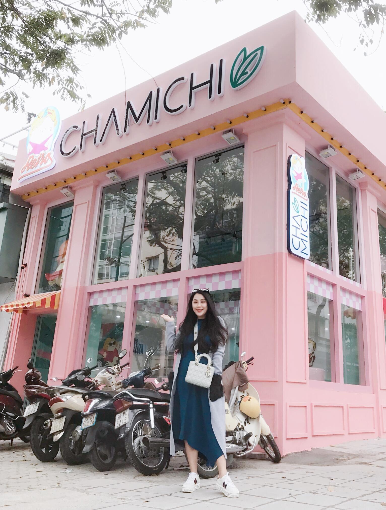 Chuỗi trà sữa Chamichi của nhà văn Gào đóng nhiều cửa hàng, điện thoại không thể liên lạc? - Ảnh 1.