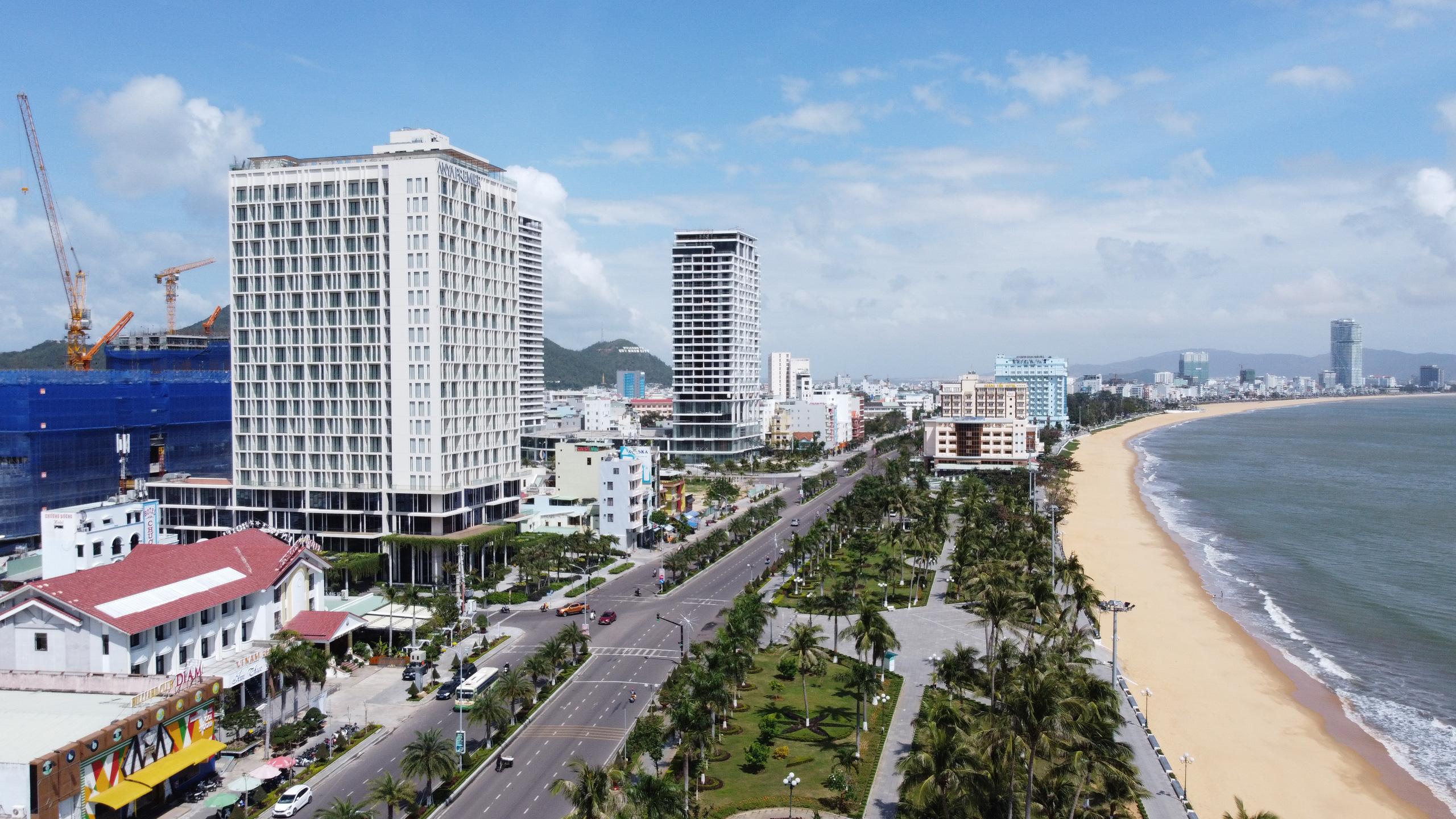 Bình Định: Đường ven biển Đề Gi – Mỹ Thành sẽ có các khu đô thị - du lịch và cụm du lịch biển quốc tế - Ảnh 1.