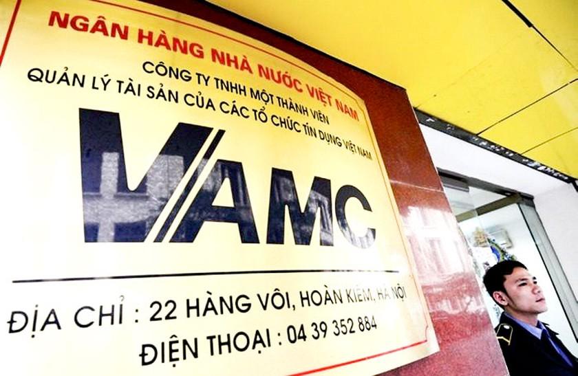 18 tổ chức tín dụng còn nợ xấu tại VAMC - Ảnh 1.