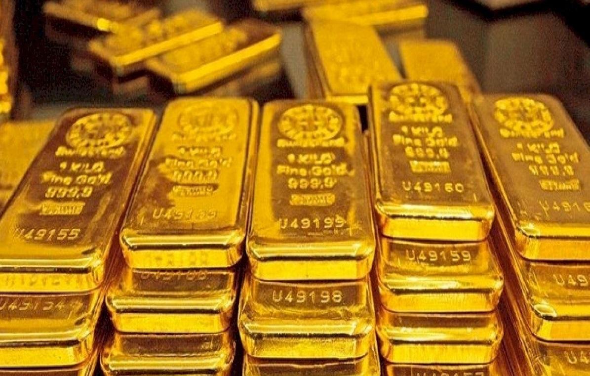 Giá vàng hôm nay 18/3: SJC đảo chiều tăng 200.000 đồng/lượng - Ảnh 1.