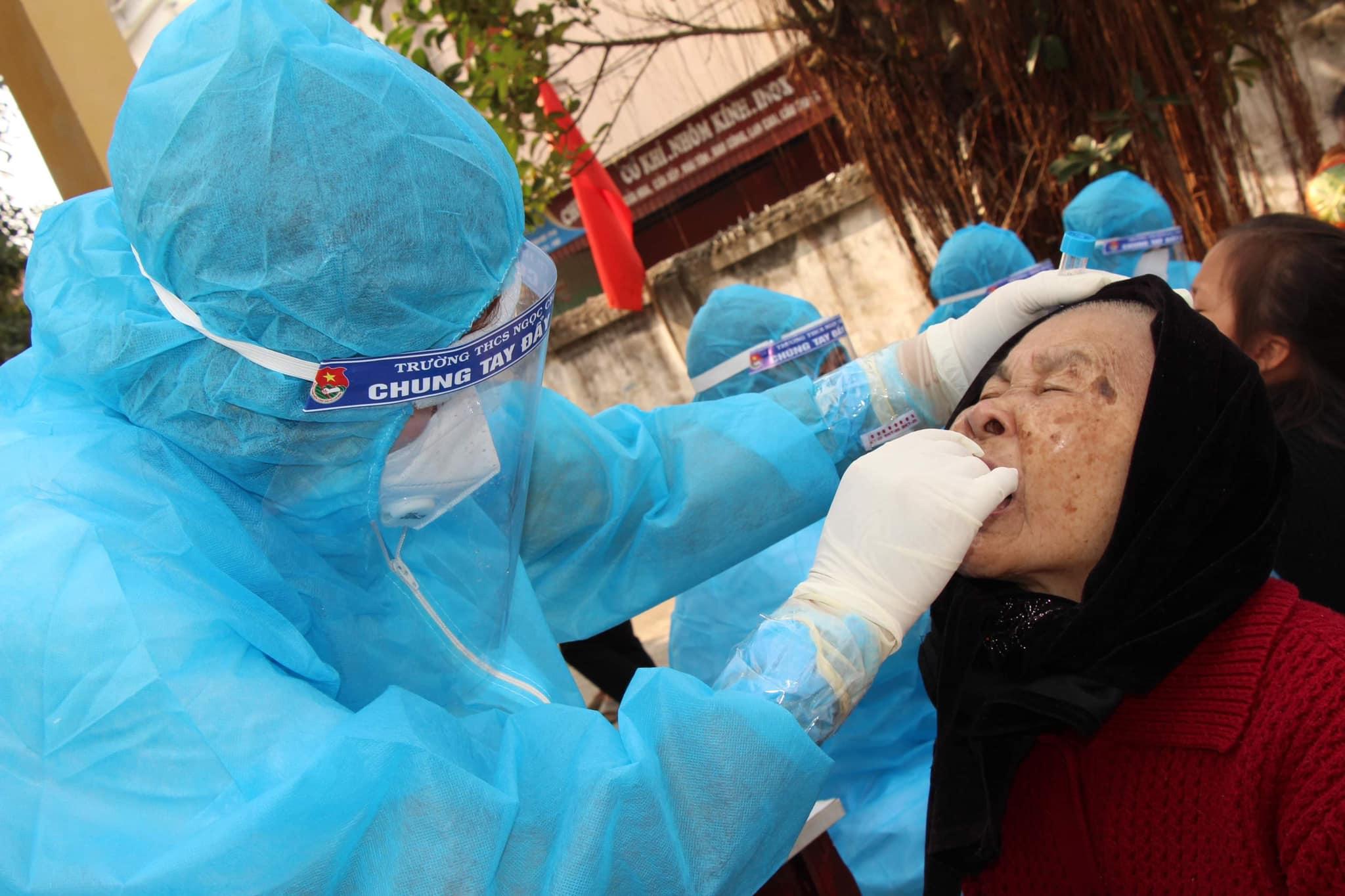 Sáng 2/3, Hải Dương thêm 11 ca nhiễm COVID-19 mới, riêng ổ dịch Kim Thành 10 ca - Ảnh 1.