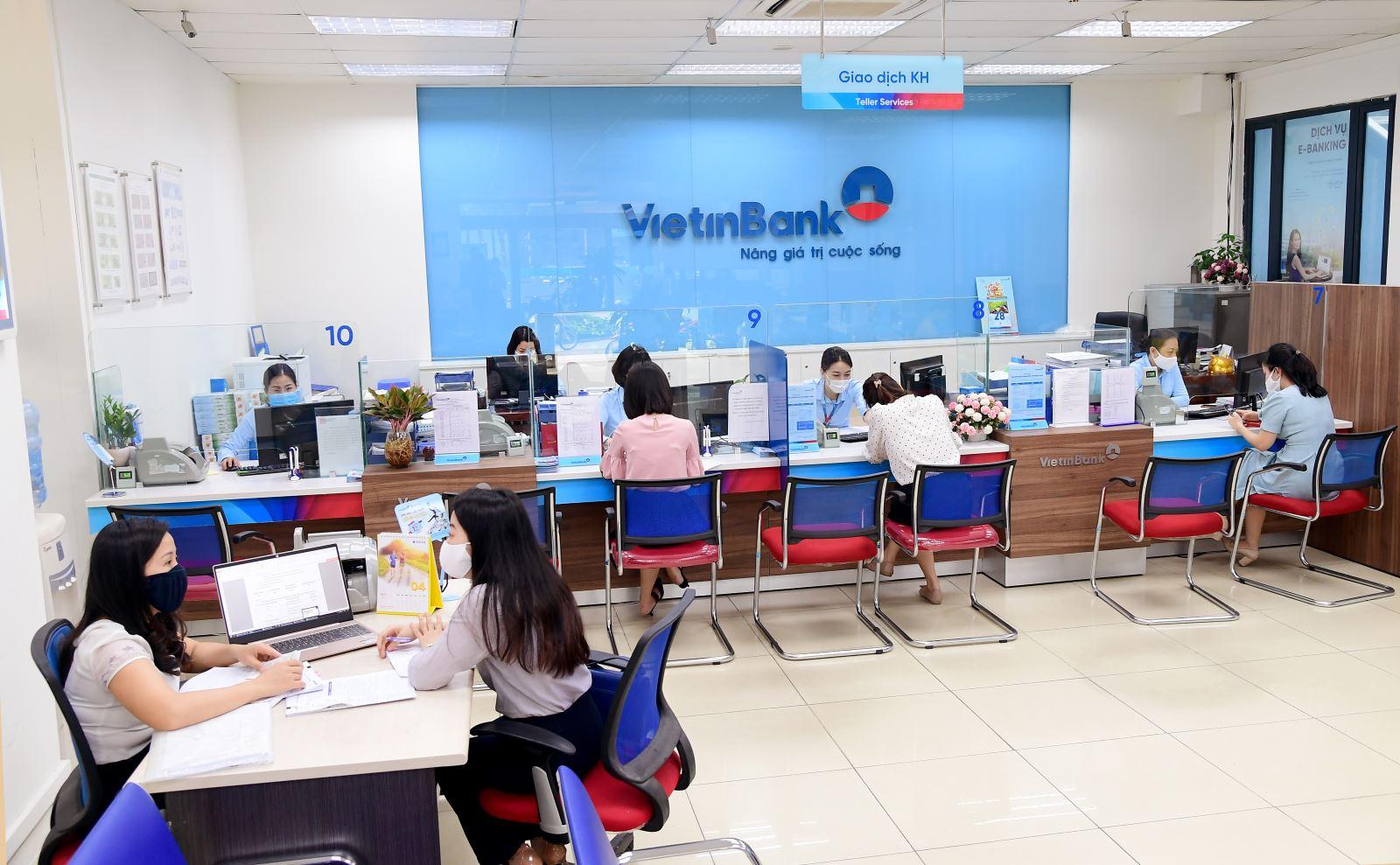 Lãi suất ngân hàng VietinBank mới nhất tháng 3/2021 - Ảnh 1.