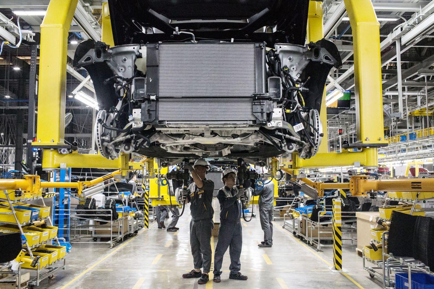 VinFast sẽ mở nhà máy sản xuất ô tô điện tại Mỹ - Ảnh 1.
