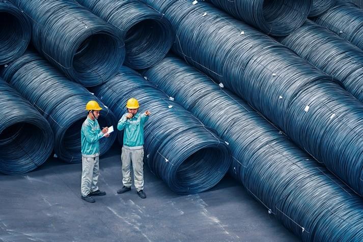 Năm 2020, nhập khẩu thép của Trung Quốc nhảy vọt 150%, doanh nghiệp thép châu Á vui mừng - Ảnh 1.