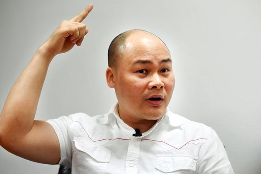 Ông Nguyễn Tử Quảng đáp trả vụ ngụy tạo giấy tờ xuất khẩu - Ảnh 1.