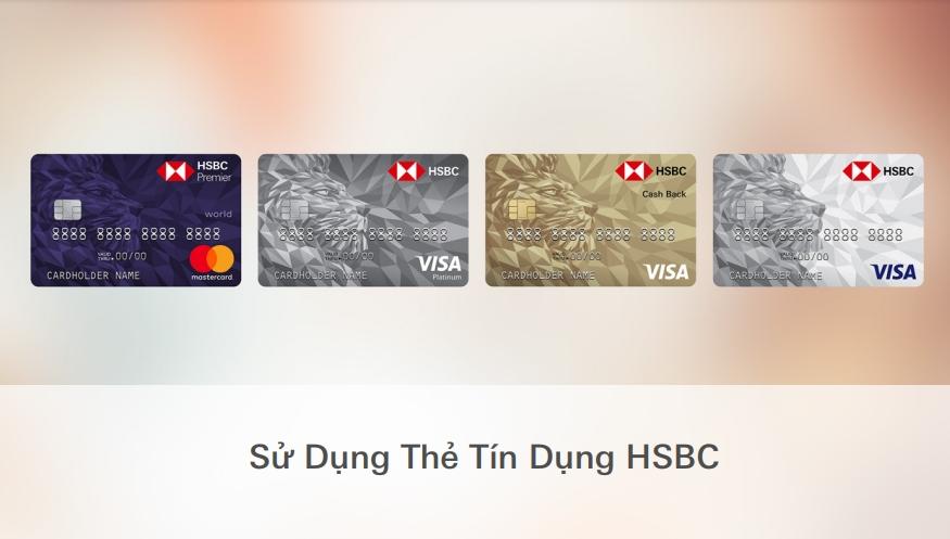 Lãi suất thẻ tín dụng HSBC và cách phân biệt các loại phí thẻ tín dụng - Ảnh 2.