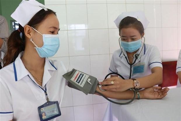 Hơn 35.000 người ở Việt Nam đã được tiêm vaccine ngừa COVID-19 - Ảnh 1.