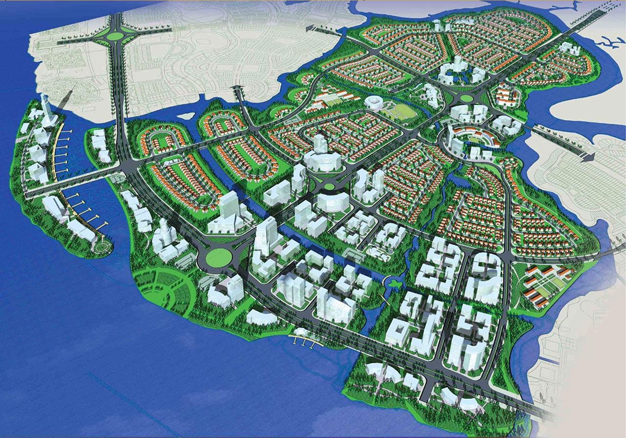 Nam Long mục tiêu lãi nghìn tỷ từ Đồng Nai Waterfront và Đại Phước năm 2021 - Ảnh 1.