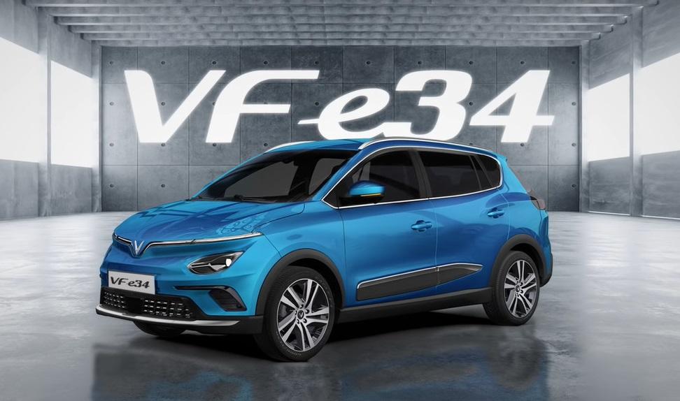 VinFast VF e34 sẽ là ô tô điện rẻ nhất thị trường nếu được bán ở Australia - Ảnh 1.