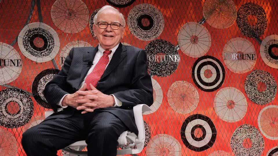 Warren Buffett sống tằn tiện đến mức con gái phải xấu hổ - Ảnh 1.