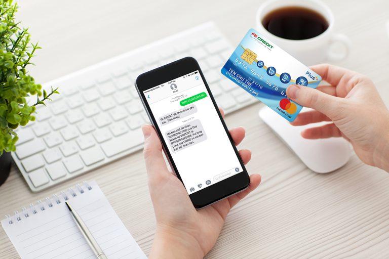 Cập nhật lãi suất và biểu phí thẻ tín dụng FE Credit năm 2021 - Ảnh 1.