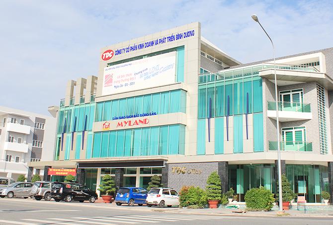 Becamex IDC (BCM) giảm sở hữu tại khu dân cư Hòa Lợi - Ảnh 1.