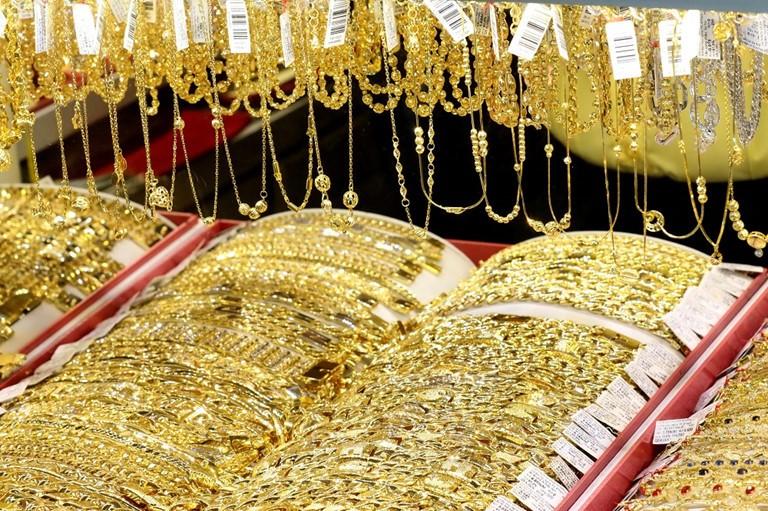 Giá vàng hôm nay 29/3: Vàng miếng SJC giảm 150.000 đồng/lượng vào đầu tuần mới - Ảnh 1.