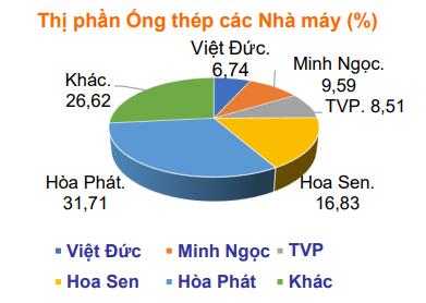 Thép Việt Đức chia cổ tức 10% tiền mặt - Ảnh 2.