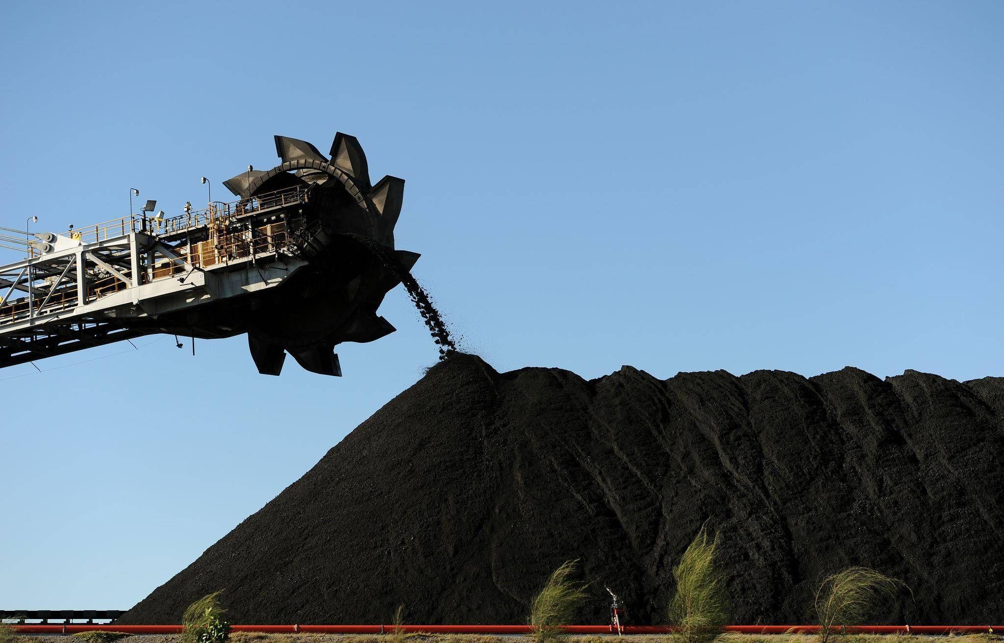 Hòa Phát dự kiến nhập 3,5 triệu tấn than từ Australia - Ảnh 1.