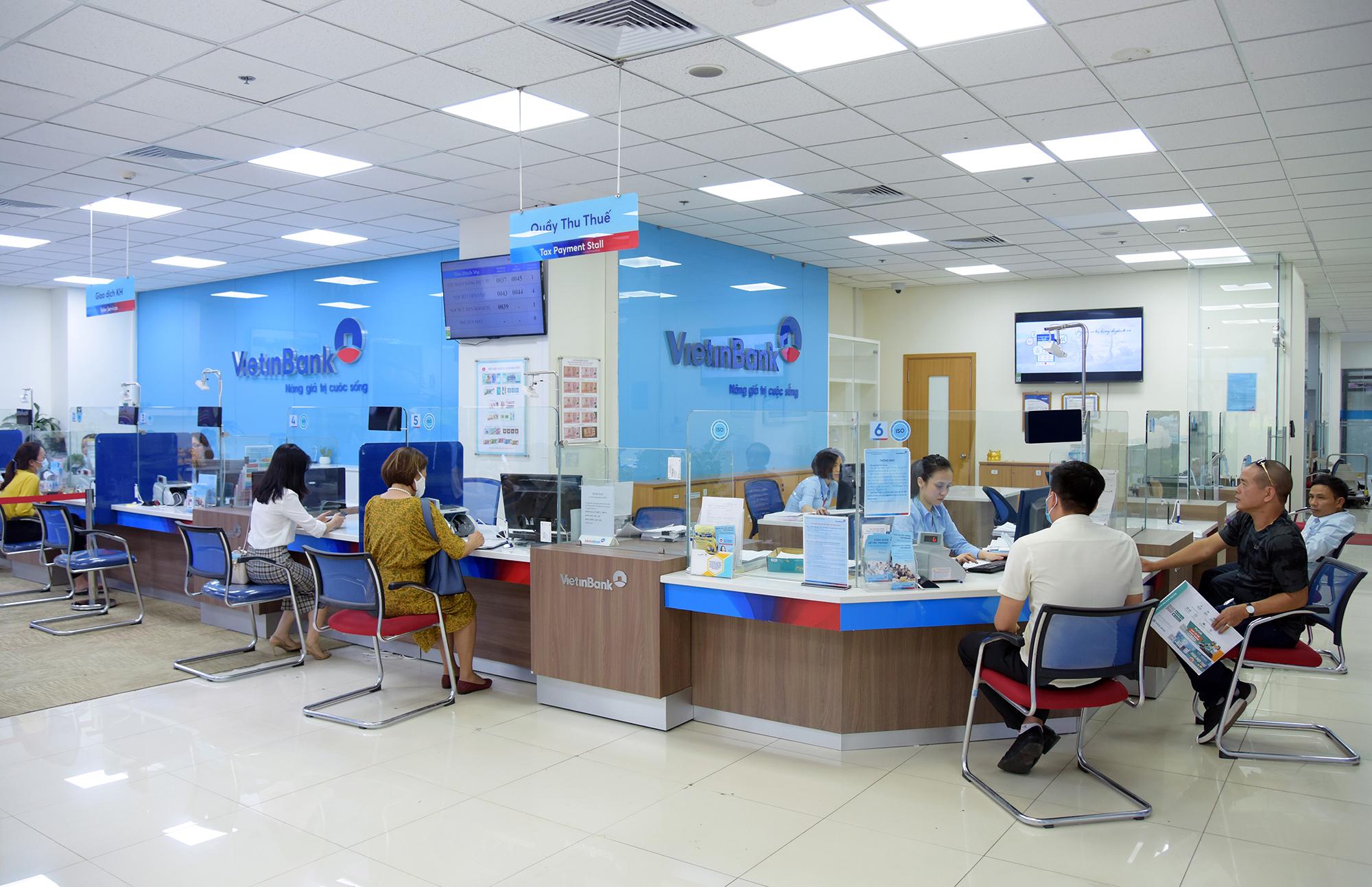 BVSC: Lợi nhuận năm 2021 của VietinBank có thể đạt hơn 24.000 tỷ đồng - Ảnh 1.