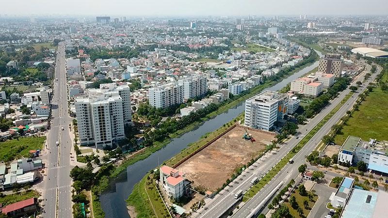 'Cuộc đua' lên quận của 5 huyện Hà Nội: Hoài Đức sẽ 'cán đích' sớm nhất? - Ảnh 5.
