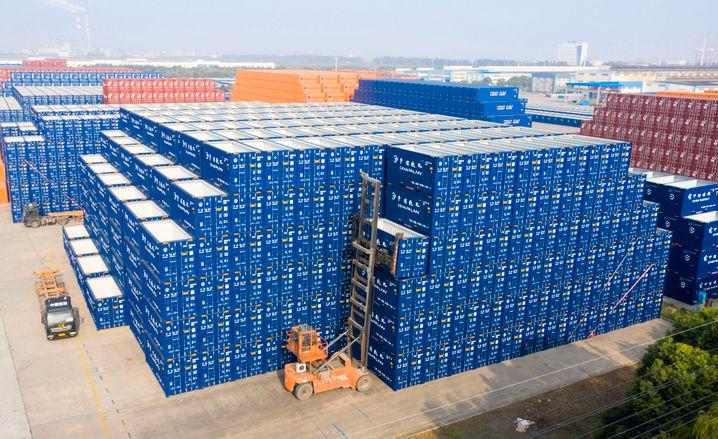 Bức tranh ngành sản xuất container trước khi Hòa Phát gia nhập: Nhiều tiềm năng, lắm đối thủ - Ảnh 4.