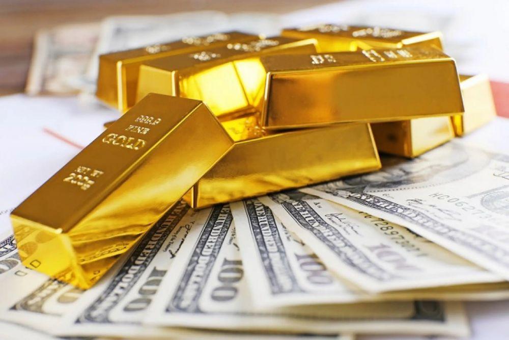 Giá vàng hôm nay 5/3: Tiếp đà giảm, SJC mất thêm 200.000 đồng/lượng - Ảnh 1.