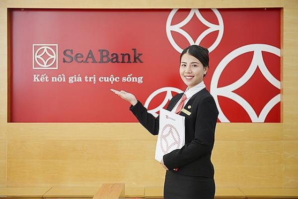 Lãi suất ngân hàng SeABank tháng 3/2021 cao nhất là 6,63%/năm - Ảnh 1.