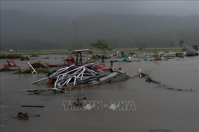 Indonesia cảnh báo nguy cơ động đất lớn và sóng thần - Ảnh 1.