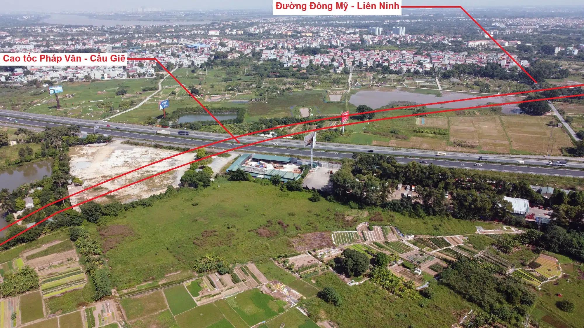 Huyện Thanh Trì sẽ thu hồi hơn 416 ha năm 2021, thực hiện nhiều dự án giao thông  - Ảnh 1.