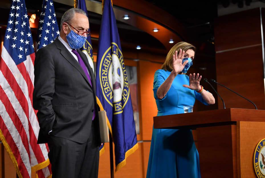 Thượng viện Mỹ thông qua gói cứu trợ 1.900 tỷ USD - Ảnh 1.
