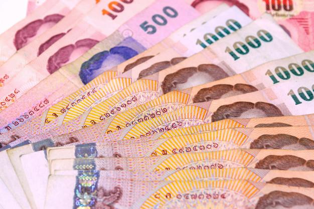 Đồng baht Thái Lan trở thành đồng tiền mất giá nhiều nhất tại Đông Nam Á - Ảnh 1.