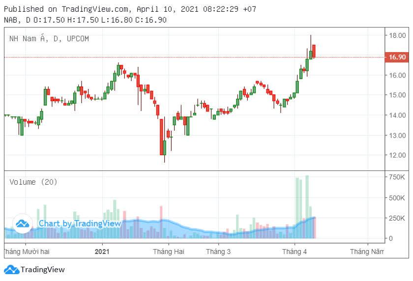 Nam A Bank muốn tăng vốn lên 8.564 tỷ đồng, niêm yết cổ phiếu lên HOSE/HNX - Ảnh 2.