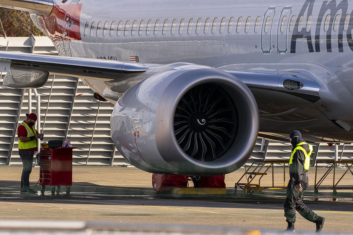 Boeing khuyến cáo khách hàng về sự cố 'tiềm ẩn' của máy bay 737 MAX - Ảnh 1.