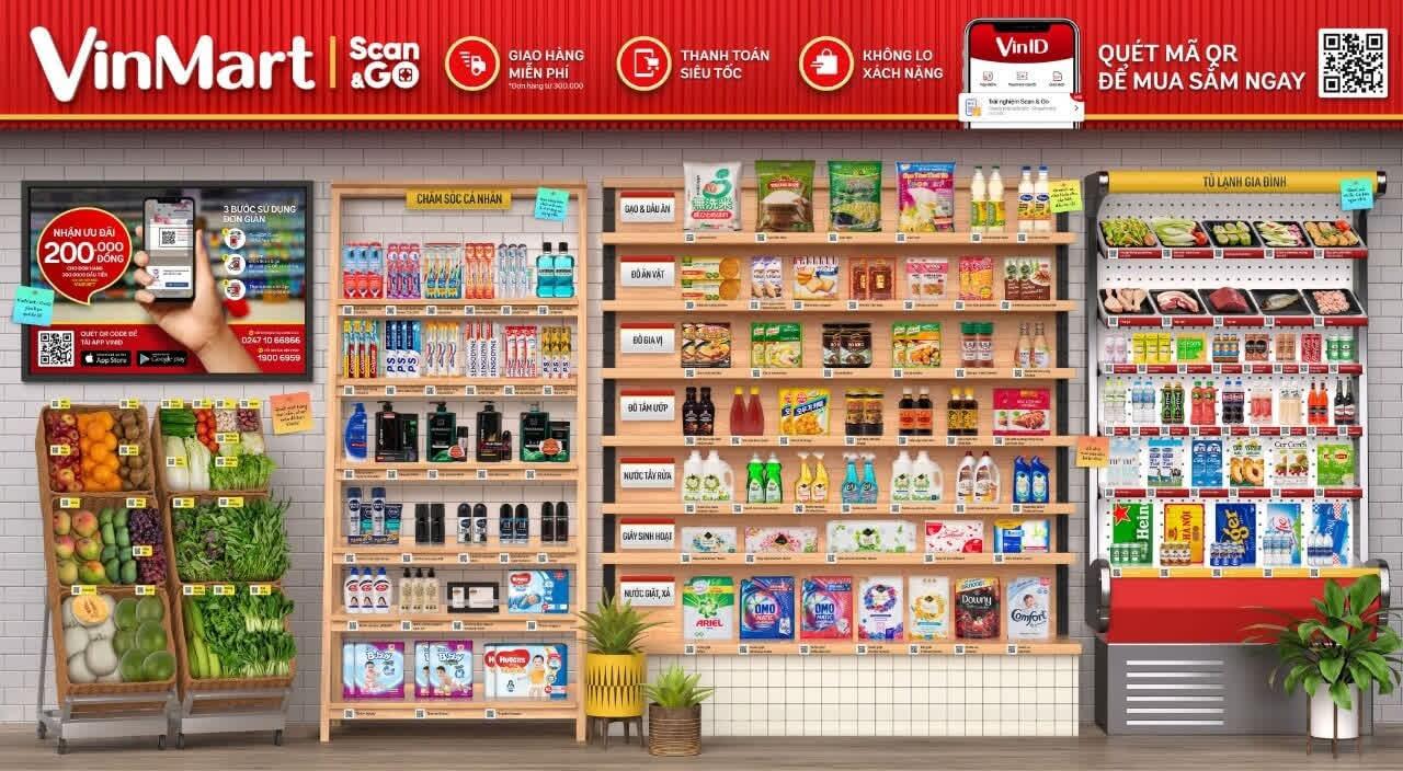 VinCommerce vào guồng, đặt mục tiêu phục vụ 30-50 triệu người tiêu dùng - Ảnh 3.