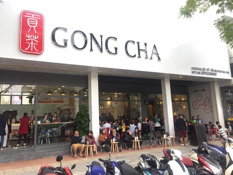 GongCha cảnh báo hiện tượng giả mạo nhượng quyền thương hiệu trà sữa - Ảnh 1.