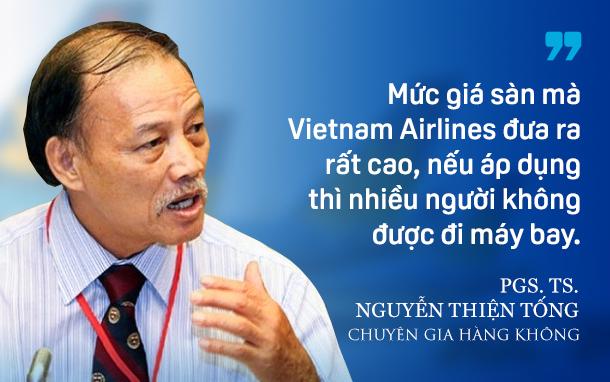 Thị trường hàng không chưa hoàn hảo, áp giá sàn chỉ làm méo mó thêm - Ảnh 6.